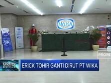 Erick Tohir Ganti Dirut Wijaya Karya