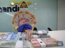 Pukul 11.00 WIB: Rupiah Menguat ke Rp 14.215/US$