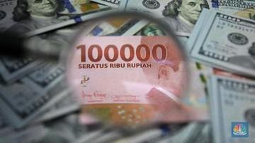 Pukul 13.00 WIB: Rupiah Masih Lemah di Rp 14.550/US$ thumbnail