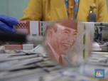 Dolar AS Nyungsep Lagi, Rupiah Siap Terbang Tinggi