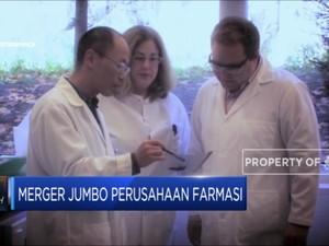Merger Jumbo Perusahaan Farmasi