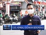 'New Normal', Grab Dan Gojek Angkut Penumpang Lagi