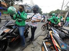 Driver Ojol Minta DPR Legalkan Motor sebagai Angkutan Umum