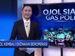 Ojol Siap Tancap Gas di Era New Normal