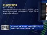 Pengembangan Roket Starship Jadi Prioritas Elon Musk