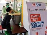BNI Lanjutkan Program 30.000 Swab Test Gratis ke Sumsel