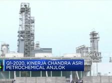 Q1-2020, Kinerja Chandra Asri Petrochemical Anjlok