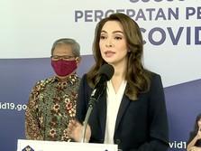 Dokter Reisa Jadi Jubir Covid-19, Ini Reaksi Netizen