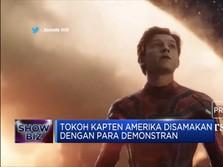 Viral Demo Rasisme Diadaptasi dalam Tayangan Avengers