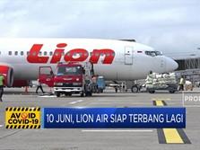 10 Juni 2020 Lion Air Terbang Lagi, Ini Aturannya!