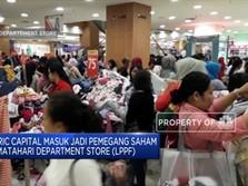 Auric Capital Masuk Jadi Pemegang Saham Matahari Dept Store