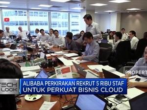 Bukan PHK, Alibaba Buka Rekrutmen Karyawan