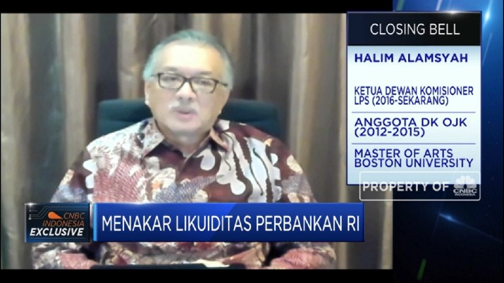 Halim Alamsyah:  Bank Jangkar Kurangi Risiko Likuiditas (CNBC Indonesia TV)