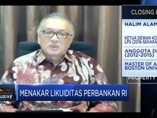 Jos! LPS Sebut Likuiditas di Perbankan RI Aman & Stabil