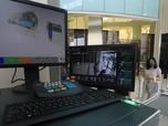 Intip Canggihnya Teknologi Penunjang New Normal di Mal DKI
