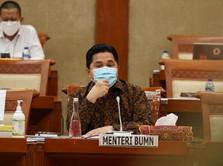 Dapat Restu Jokowi, Erick Restrukturisasi Besar-besaran BUMN