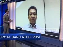 PBSI Fokus Jaga Kebugaran Atlet Bulu Tangkis di Masa Pandemi