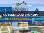 Proyeksi Laju Ekonomi Asia Tenggara 2020