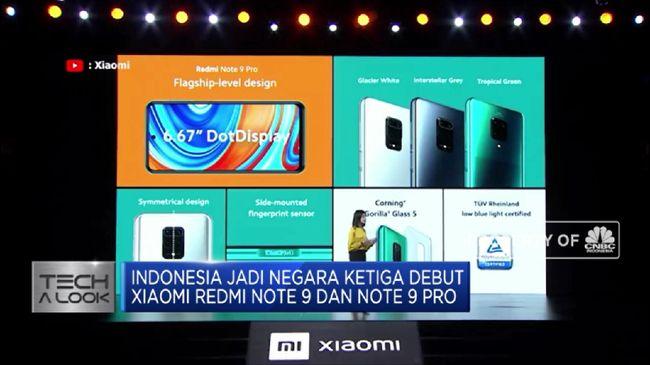 Redmi Note 9 Redmi Note 9 Pro Masuk Ri Harga Rp 2 4 Juta
