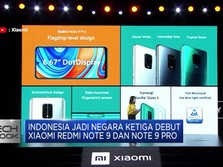 Redmi Note 9 & Redmi Note 9 Pro Masuk RI, Harga Rp 2,4 Juta