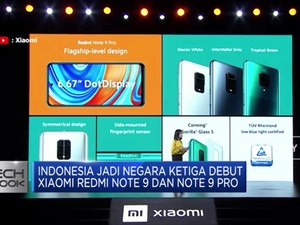 Redmi Note 9 dan Note 9 Pro Resmi Dirilis!