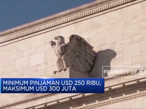 The Fed Perlebar Pinjaman Bagi UMKM