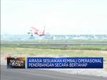 Airasia Sesuaikan Operasional Penerbangan Secara Bertahap