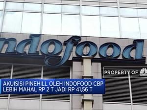 Akuisisi Pinehill oleh ICBP Lebih Mahal Jadi Rp 41,56 Triliun