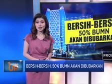 Bersih-bersih, 50% BUMN Akan Dibubarkan