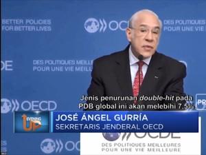 Dunia Terancam Resesi Terburuk Sejak 100 Tahun