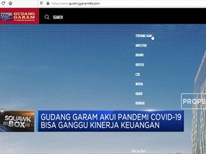 GGRM Akui Pandemi Covid-19 Ganggu Kinerja Keuangan