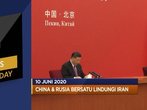 IHSG Kembali Lunglai Hingga China & Rusia Lindungi Iran