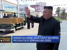 Korsel Akan Tuntut Kelompok Provokator di Semenanjung Korea