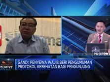 Sewa Tenant Turun Saat PSBB, Sinar Mas Tunda Ekspansi Mal