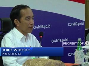 Presiden Jokowi Ajak Beradaptasi Hadapi Covid-19
