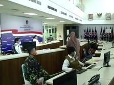 Seruan Jokowi: Bukan Menyerah, Adaptasi dengan New Normal