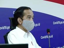 Jokowi Tak Segan Tutup Daerah Jika Penyebaran Covid-19 Parah