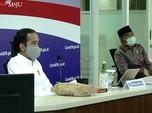 Jokowi Sebut Data RI Soal Covid-19 Kini Sangat Lengkap