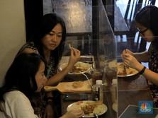 Duh! 200 Ribu Pekerja Restoran Mendadak Nganggur
