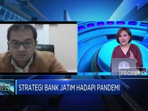 Targetkan LDR 75%-80%, Bank Jatim Fokus Salurkan Kredit UMKM
