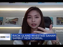Tips Susun Ulang Portofolio Investasi Saham Kala New Normal