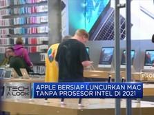Apple Bersiap Luncurkan Mac Tanpa Prosesor Intel di 2021