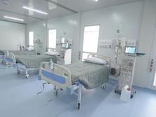 Dulunya Lapangan, Ini Kecanggihan RS Darurat Corona Pertamina