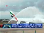 Emirates Pecat Pilot & Pegawai