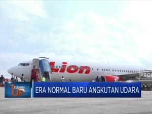 Era Normal Baru Angkutan Udara