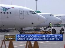 GIAA Direstui Investor Untuk Restrukturasi Sukuk Rp 7,5 T