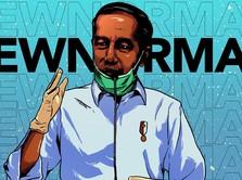 Lima Arahan Jokowi Adaptasi 'New Normal'