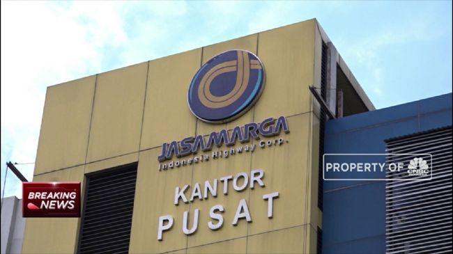 JSMR 9 Ruas Tol Siap Dilepas Ke INA, Saham Jasa Marga Melesat