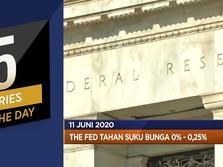The Fed Tahan Suku Bunga Hingga Inditex Tutup 1.200 Gerai