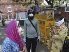 No 4 Dunia, India Negara Kasus Covid-19 Tertinggi di Asia